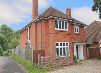 Thumbnail 5 bed detached house for sale in Southampton Road, Romsey