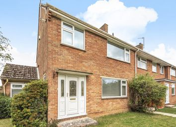 Thumbnail 3 bed end terrace house for sale in Gozzards Ford, Abingdon