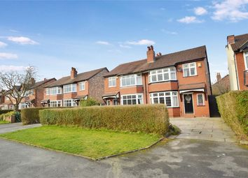 Thumbnail 3 bedroom semi-detached house for sale in Cromley Road, Woodsmoor, Stockport, Cheshire