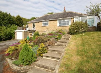 Thumbnail 3 bed detached bungalow for sale in Wade House Road, Shelf, Halifax