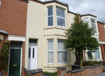 Thumbnail 3 bed terraced house to rent in Graham Road, Rugby