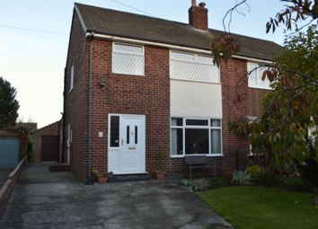 Thumbnail 3 bed semi-detached house for sale in Green Lane, Kippax, Leeds