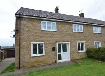 Thumbnail 2 bed flat for sale in Kirkby Road, Scunthorpe