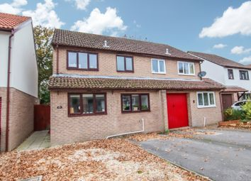 3 bed semi-detached house for sale in Bluebell Close, Locks Heath, Southampton SO31