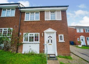 Thumbnail 3 bed semi-detached house for sale in Firs Avenue, New Southgate, London, .