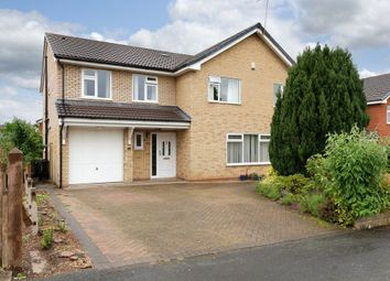 Thumbnail 6 bed detached house for sale in Deans Way, Tarvin, Chester