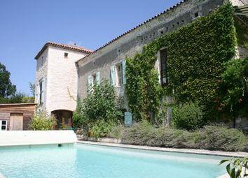 Thumbnail 4 bed property for sale in Lauzerte, Tarn-Et-Garonne, France