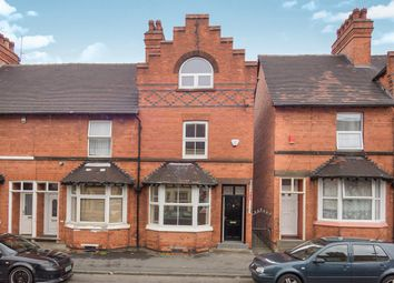 Thumbnail 4 bedroom semi-detached house for sale in Foxhall Road, Nottingham