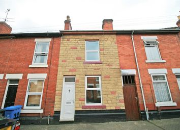 Thumbnail 4 bedroom terraced house for sale in Spring Street, Derby
