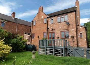 Thumbnail 4 bed detached house for sale in Hollow Road, Breedon-On-The-Hill, Derby