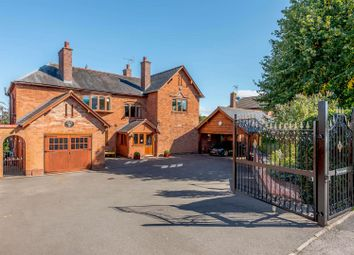 Thumbnail 5 bed detached house for sale in Golf Lane, Whitnash, Leamington Spa, Warwickshire