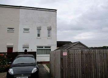 Thumbnail 2 bed end terrace house to rent in Ravenswood Rise, Livingston, West Lothian