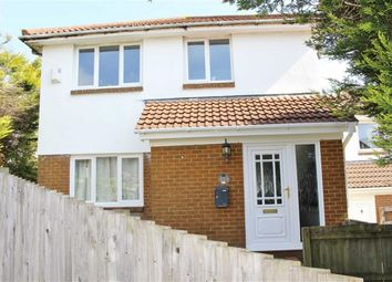 Thumbnail 3 bed detached house for sale in The Glade, West Cross, Swansea