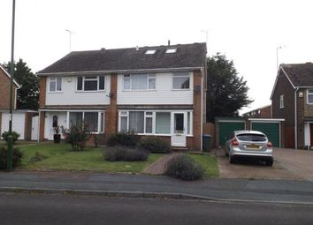 Thumbnail 3 bed semi-detached house for sale in Undermill Road, Upper Beeding, West Sussex