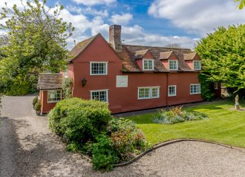 Thumbnail 4 bedroom detached house for sale in Hatfield Peverel, Chelmsford, Essex