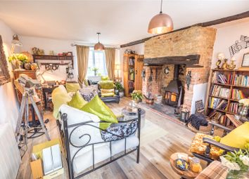 Thumbnail 2 bed terraced house for sale in May Cottages, Higher Street, Bridport, Dorset