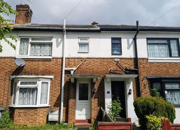 3 bed terraced house for sale in Summerfield Road, Luton, Bedfordshire LU1