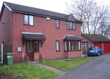 Thumbnail 4 bedroom detached house to rent in Clumber Close, Ripley