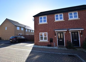 3 bed end terrace house for sale in Blackcurrant Grove, Higham Ferrers, Rushden NN10