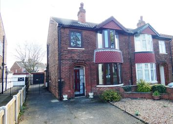 Thumbnail 3 bed semi-detached house for sale in Exeter Road, Scunthorpe