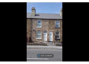 Thumbnail 3 bed terraced house to rent in Sheffield Road, Sheffield