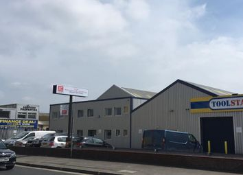 Thumbnail Warehouse to let in Unit 6 St George's Industrial Estate, Rodney Road, Portsmouth, Hampshire