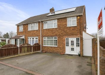 Thumbnail 3 bedroom semi-detached house for sale in Rookery Road, Lanesfield, Wolverhampton