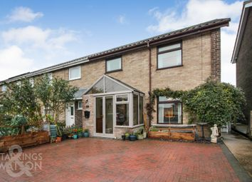 Thumbnail 3 bed semi-detached house for sale in Kings Road, Bungay