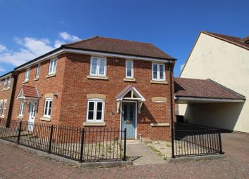 Thumbnail 2 bed flat for sale in Whittingham Drive, Wroughton, Swindon