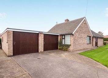 Thumbnail 3 bed detached bungalow for sale in Elm Park, Pontefract