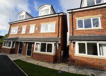 Thumbnail 3 bedroom semi-detached house to rent in Paddocks Close, Blackrod, Bolton