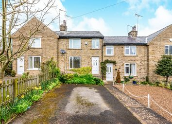 Thumbnail 3 bed terraced house for sale in Hepworth Crescent, Hepworth, Holmfirth