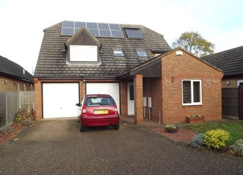 Thumbnail 4 bed detached house for sale in Bell Foundary Close, Gamlingay