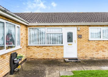 Thumbnail 2 bed terraced bungalow for sale in Baythorpe Caravan Park, Burgh Road, Skegness