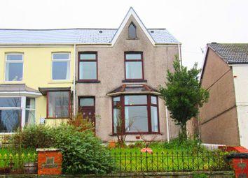3 bed semi-detached house for sale in Bridgend Road, Maesteg, Bridgend. CF34