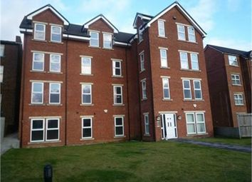Thumbnail 2 bed flat to rent in Wellington Court, Stitch Lane, Heaton Norris, Stockport, Cheshire