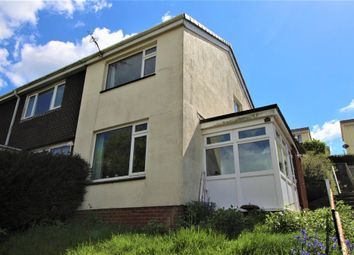 Thumbnail 1 bedroom semi-detached house for sale in Waterleat Avenue, Paignton