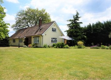 Thumbnail 4 bed detached house for sale in George Street, Hintlesham, Ipswich