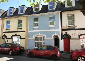 Thumbnail 1 bed flat to rent in Bampfylde Road, Torquay