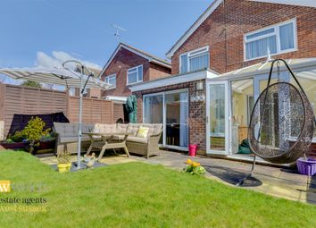 Thumbnail 5 bed detached house for sale in Taw Close, Worthing, West Sussex