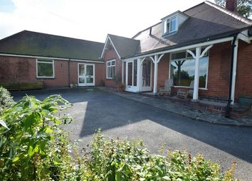 Thumbnail 6 bed detached house for sale in Portway, Coxbench, Coxbench, Derbyshire