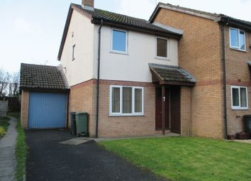 Thumbnail 3 bed terraced house to rent in The Briars, Yeovil