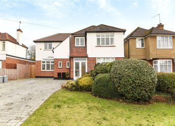 Thumbnail 4 bed property for sale in Evelyn Avenue, Ruislip, Middlesex