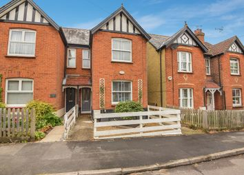 Thumbnail 2 bed semi-detached house for sale in St. Leonards Road, Winchester