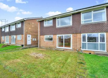Thumbnail 2 bed flat for sale in Birkdale Close, Northampton