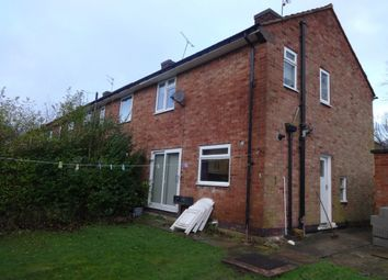 Thumbnail 2 bed end terrace house to rent in Stoneley Close, Sheffield