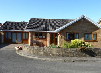 Thumbnail 4 bed detached bungalow for sale in Kirrlach Close, Caldicot