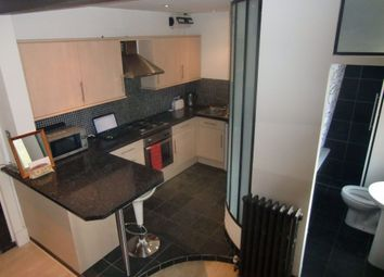 Thumbnail 1 bed flat to rent in Macklin Street, Derby