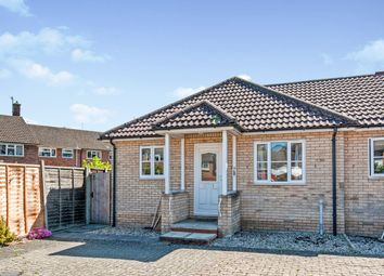Thumbnail Bungalow for sale in Bury St. Edmunds, Suffolk, Uk