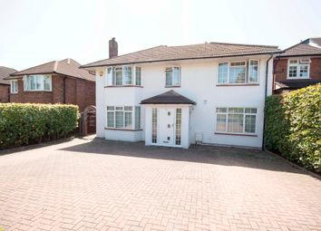 Thumbnail 5 bed detached house for sale in Rowlands Avenue, Pinner